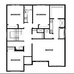 Plan 2207 Floor Plan 2