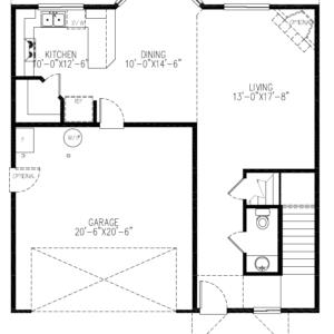 1840- First floor