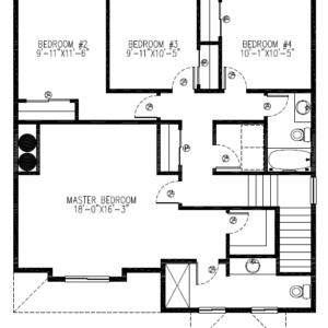 1840- Second floor