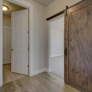 03 Barn Door to office