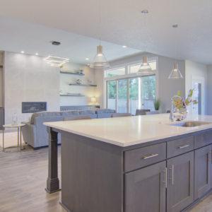 02 Kitchen - Great Room